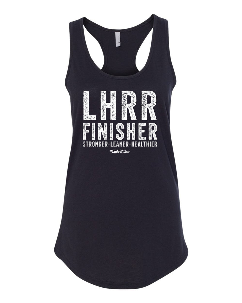 LHRR Finisher