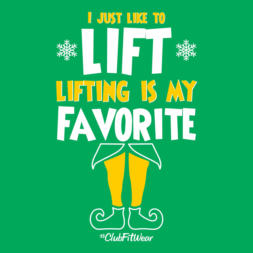 Lifting is my Favorite