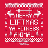 Merry Liftmas Ya Fitness Animal