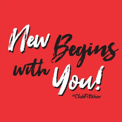 New Begins with You