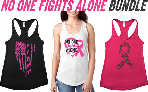 No One Fights Alone Bundle