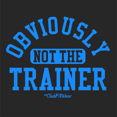 Obviously not the Trainer