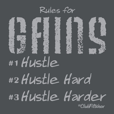 Rules for Gains