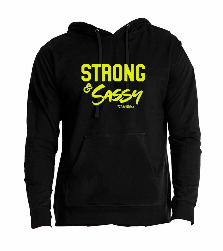 Strong and Sassy (Updated Design)