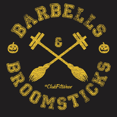 Barbells and Broomsticks