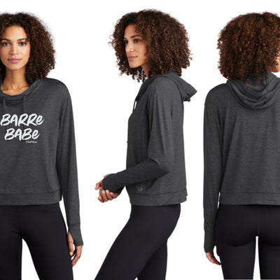 Flex Cool Barre Babe Hoodie