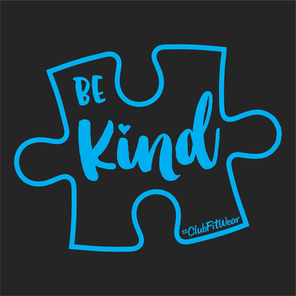 Be Kind - Autism Awareness
