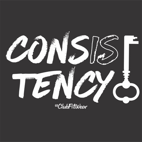 Consistency is Key - Hoodie