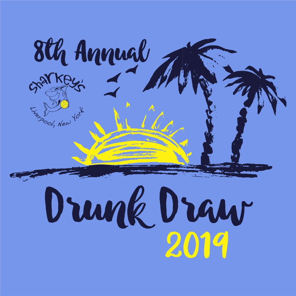 Sharkey's 2019 Drunk Draw Gear (See Description)