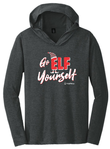 Go Elf Yourself - Hooded Pullover