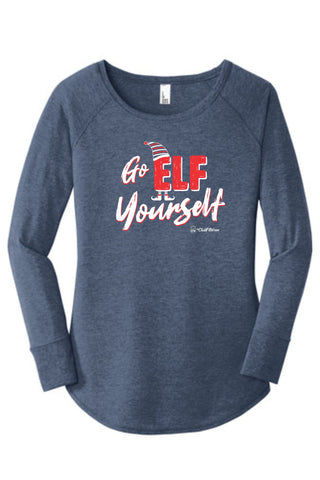 Go Elf Yourself - Long Sleeve Tunic