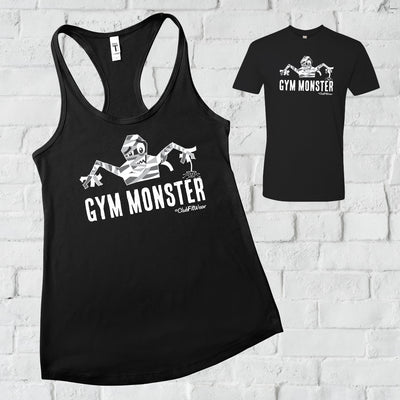 Gym Monster - Mummy