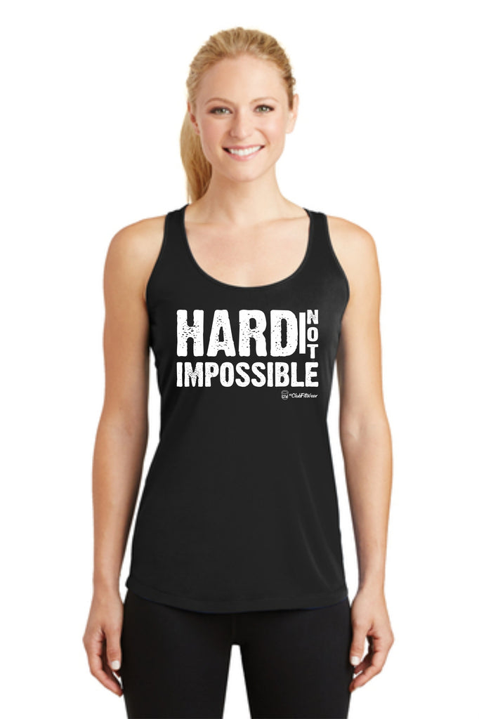 Hard Not Impossible