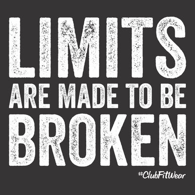 Limits are made to be Broken