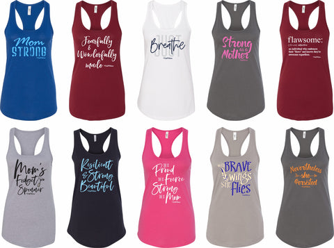 MOM STRONG TANK SALE