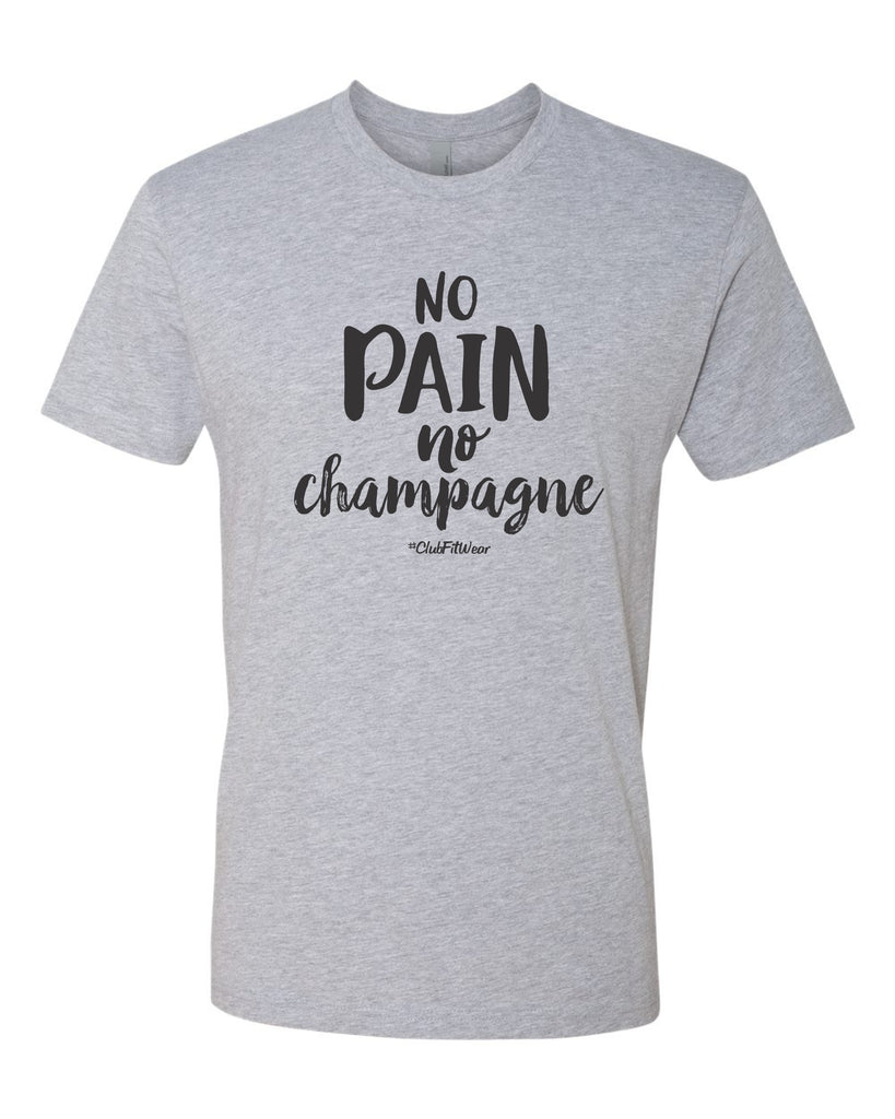 No Pain No Champagne