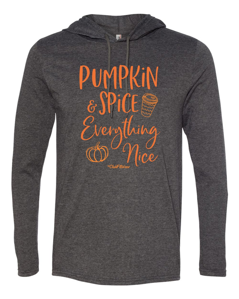 Long Sleeve Hooded Tshirts - Fall/Holiday Designs