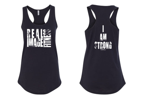 Real Image Fitness - I am Strong