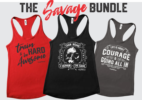 The Savage Bundle