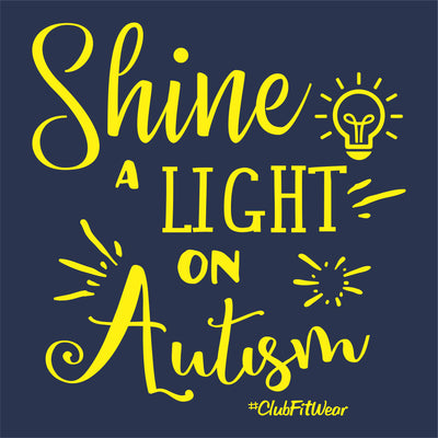 Shine a Light on Autism - Autism Awareness