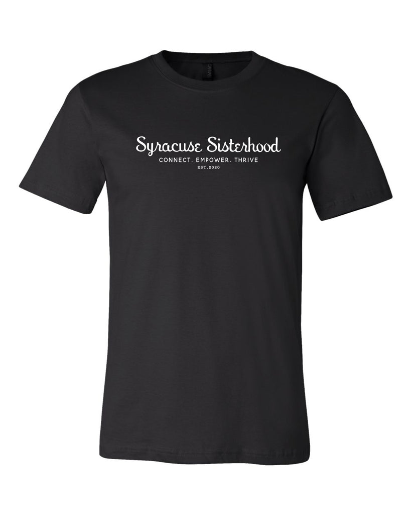 Syracuse Sisterhood - Unisex Tee