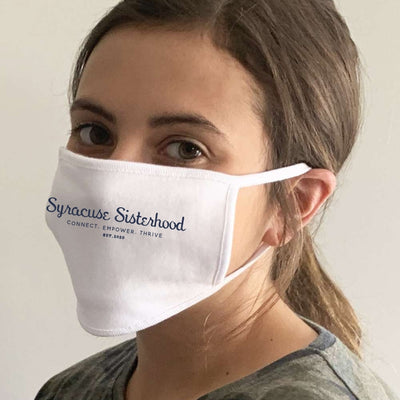Syracuse Sisterhood - Face Mask