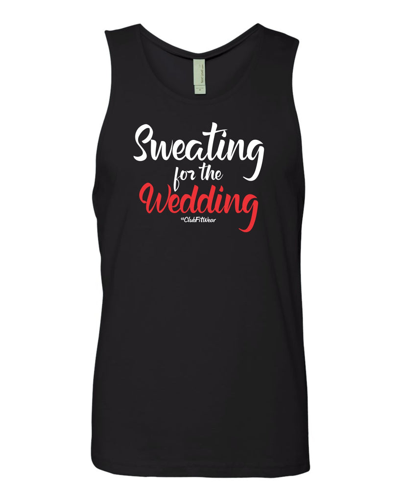 Sweating for the Wedding 2