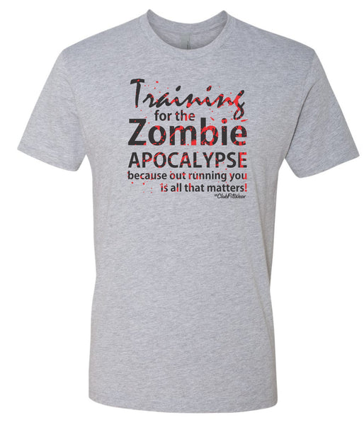 Training for the Zombie Apocalypse
