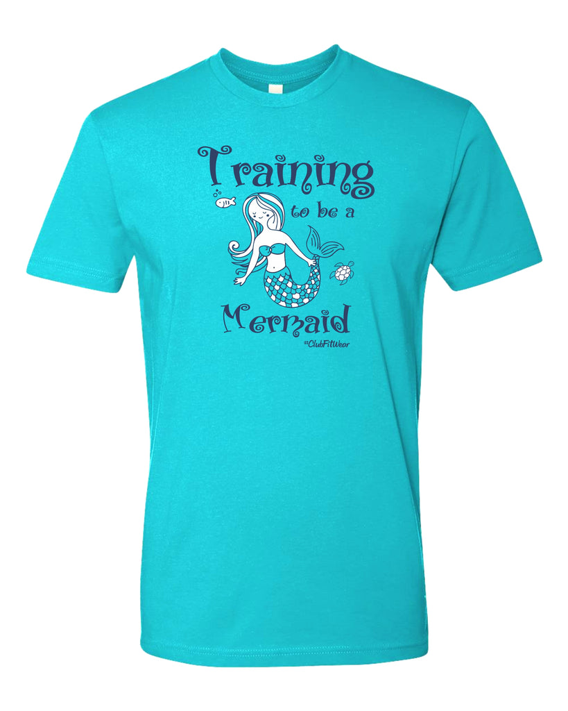 Training to be a Mermaid