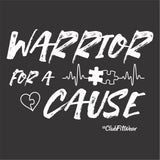 Warrior for a Cause - Autism Awareness