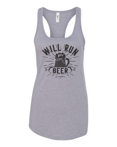 Will Run for Beer