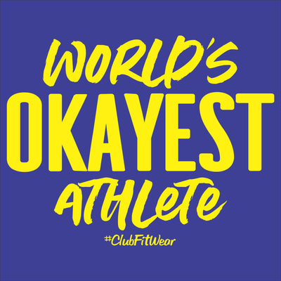 World's Okayest Athlete