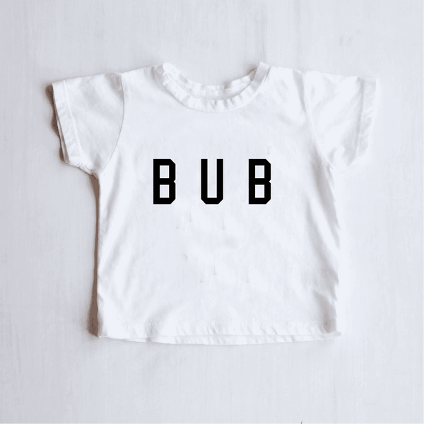 "Kids ""Bub™"" Tee - Sign Up For Waitlist!"