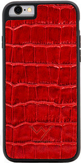 WY - Cover Coccodrillo Rosso Iphone 6/6s