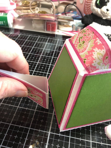 dimensional paper watering can