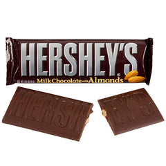 Bazzill CHOCOLATE cardstock color is similar to the brown shade of this candy bar