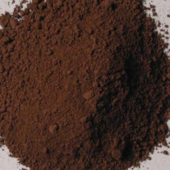 MOCHA DIVINE cardstock color is similar to the reddish brown shade of this pigment