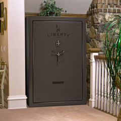 THUNDER cardstock color is similar to the color of this safe