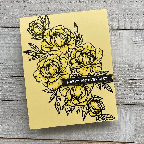 embossing on bazzill card shoppe