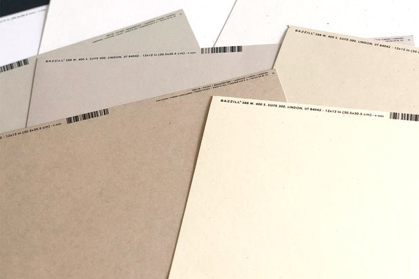 bazzill recycled cardstock