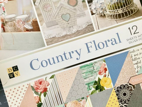 dcwv country floral stack