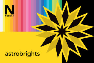 Astrobrights Cardstock by Neenah Paper Co.
