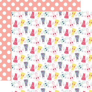 IN THE KITCHEN 12x12  double-sided patterned cardstock from Echo Park Paper Co.