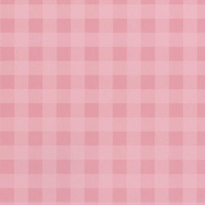 Cotton Candy pink, checkerboard pattern on heavyweight 12x12 cardstock by Bazzill Trends