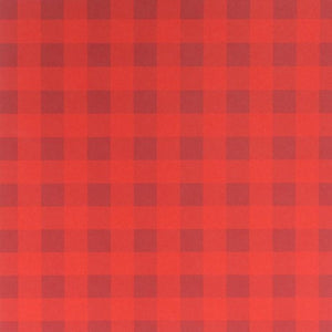 WAX LIPS Checkerboard Plaid 12x12 heavyweight cardstock from Bazzill Trends