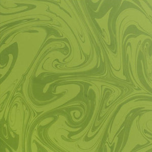 EASTER GRASS marble swirl pattern on heavy, 12x12 cardstock by Bazzill Trends