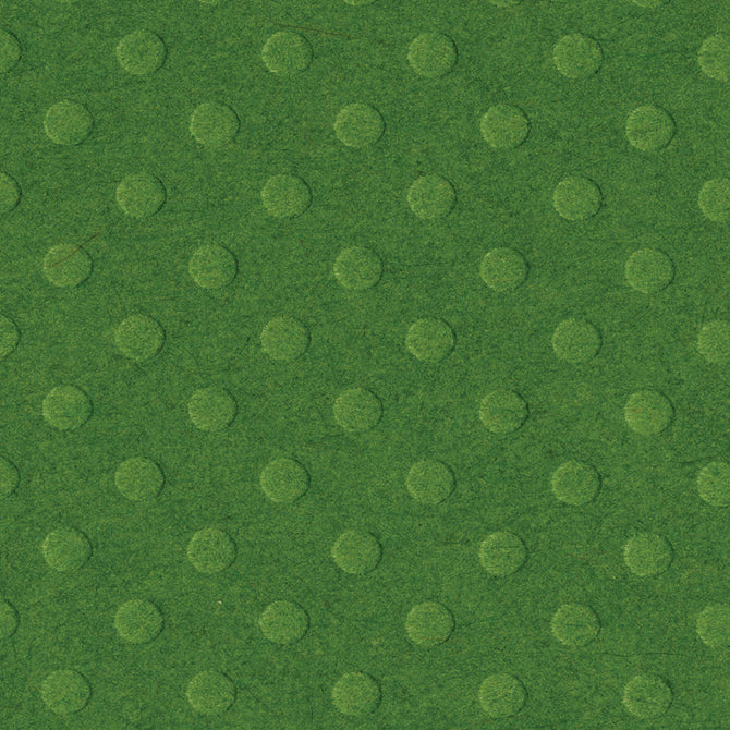 GREENBRIAR 12x12 Dotted Swiss Cardstock - Bazzil Basics - forest green in color