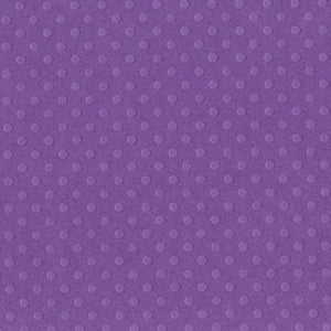 GRAPE JELLY Dotted Swiss 12x12 cardstock from Bazzill Basics Paper - purple in color