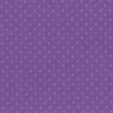 Bazzill Cardstock 12X12-Honey//Dotted Swiss 25 per Pack