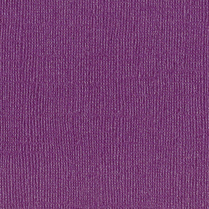 ROYALTY - purple 12x12 cardstock with shimmery mica coating - Bazzill Bling Collection